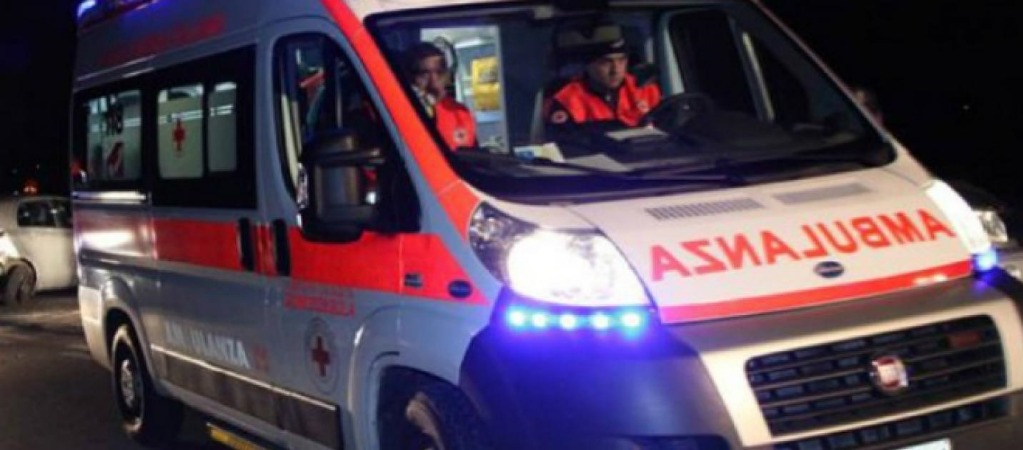 Brutto incidente a Montesano. Feriti 4 giovani
