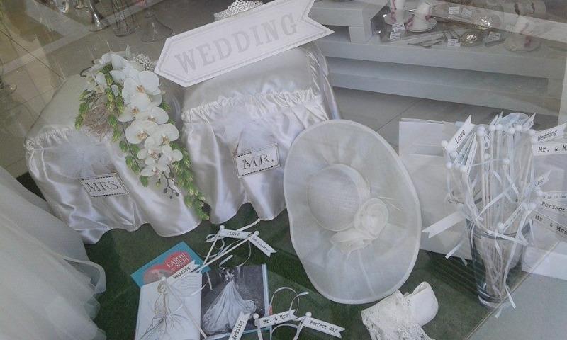 Vetrina Wedding Diva Sposa Atelier