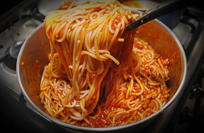 Spaghettata al Lab 13