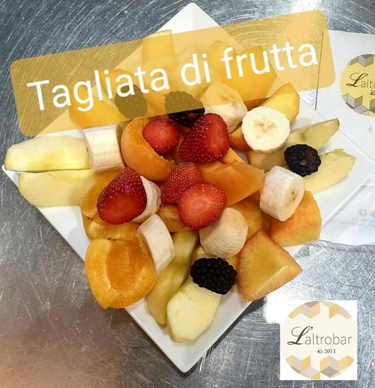 é arrivata l'Estate... vieni ad assaggiare le nostre Tagliate di Frutta