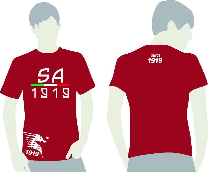 T-Shirt Salernitana
