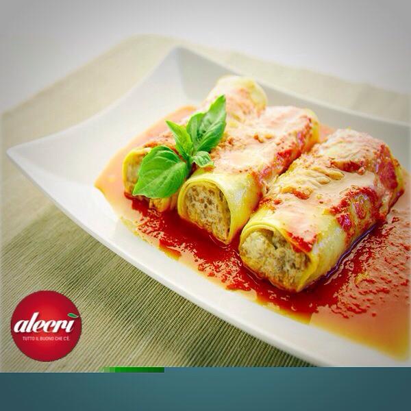 Piatti Pronti: Cannelloni al Sugo