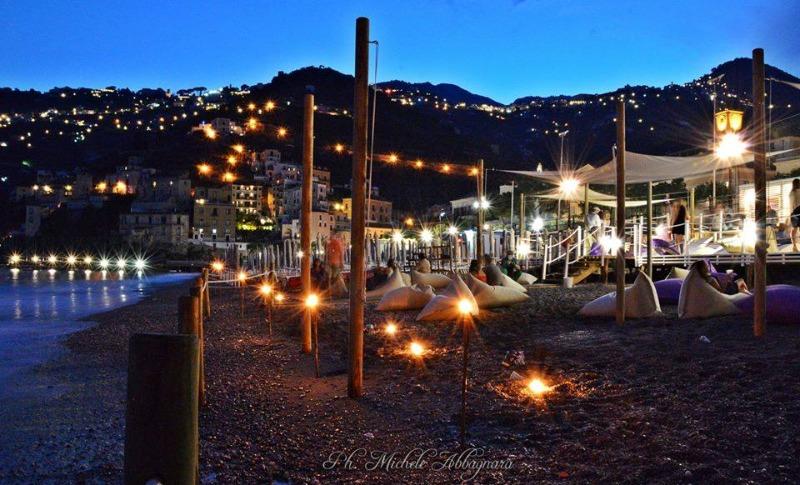 La Prima Spa sul Mare... dal 13 luglio sarà aperta anche di sera