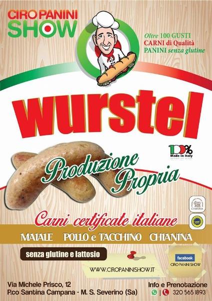 Wurstel produzione propria