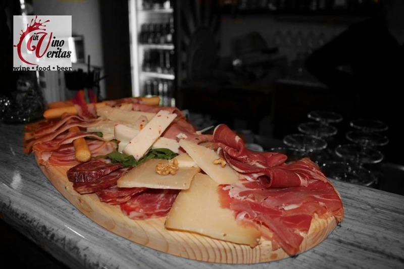 Tagliere salumi e formaggi - eccellenze campane