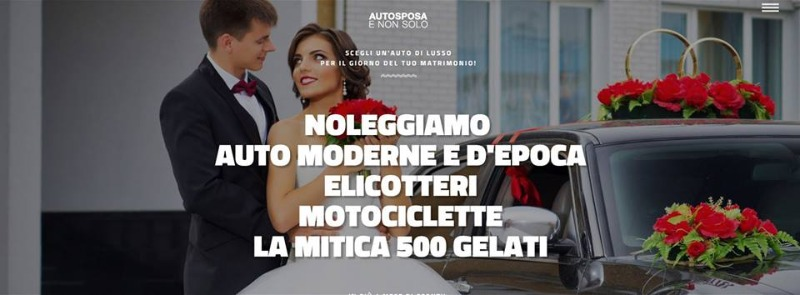 Prossimamente AutoSposa e Non Solo anche a Salerno