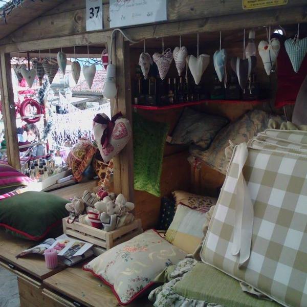 Il Salottificio Tirreno ai Mercatini di Natale di Castellabate