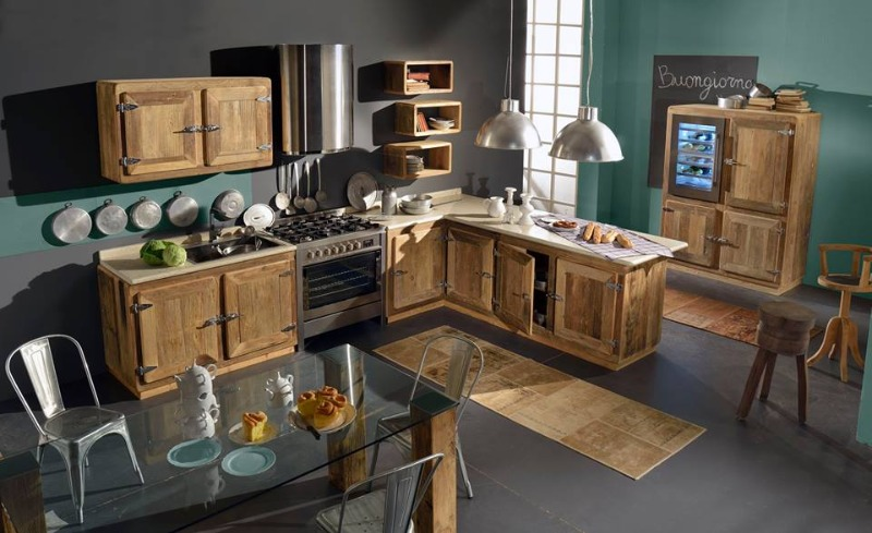 Cucina Nature Design