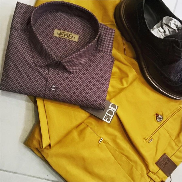 Pantaloni e Camicie EDD