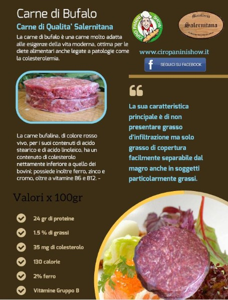 Carne di Bufalo