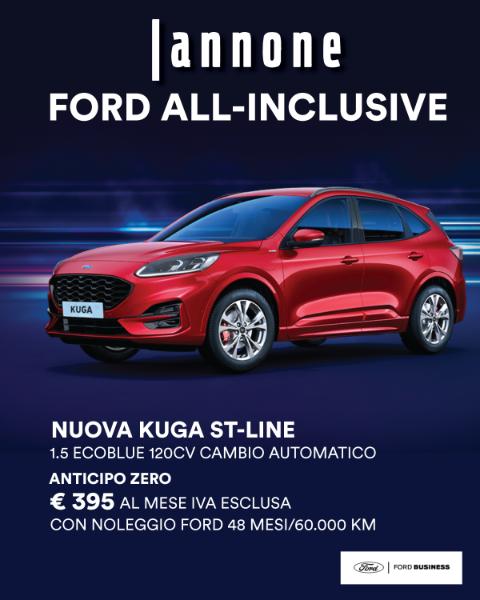 Ford ALL-INCLUSIVE