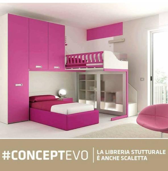 Camerette Moretti Compact Salerno - AB Arredamenti | ScopriSalerno