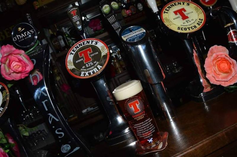 Non importa quanto piena è la nostra vita: c'è sempre spazio per una birra....