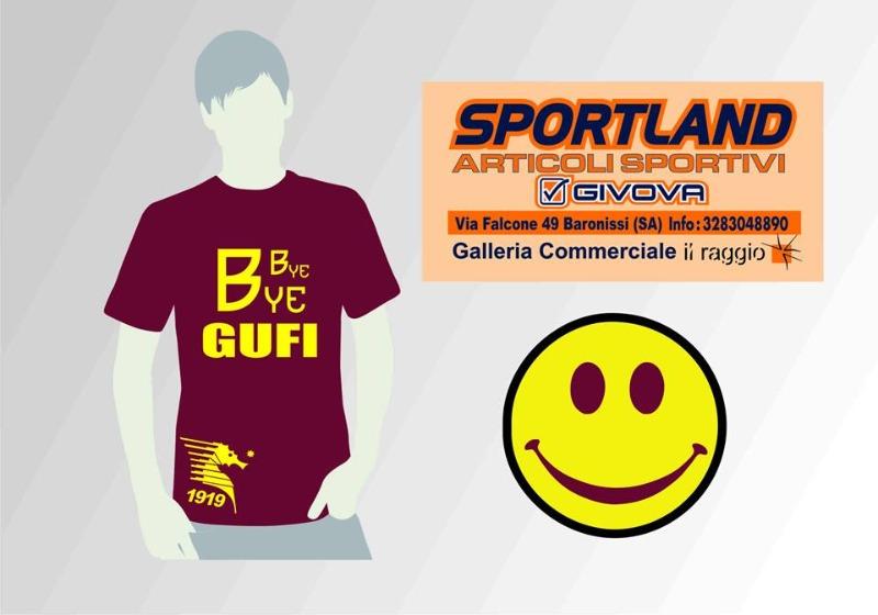T-Shirt Bye Bye Gufi
