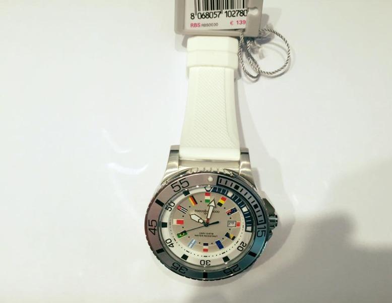 Orologio Roccobarocco da €139 a €90