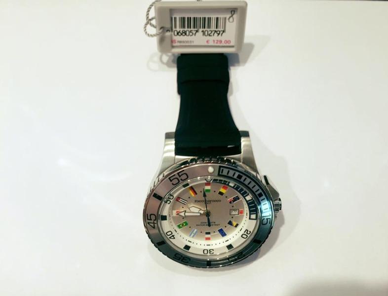 Orologio Roccobarocco da €129 a €85