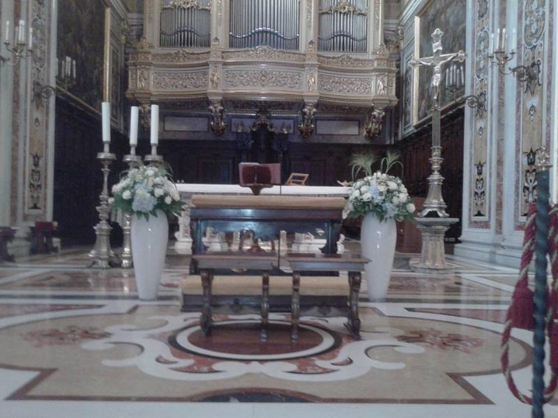 Matrimonio all'Abbazia benedettina Cava de' Tirreni