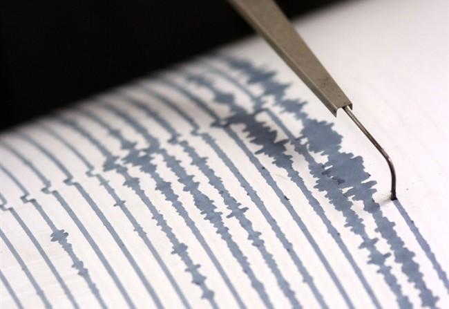 Scossa di terremoto nel Golfo di Salerno