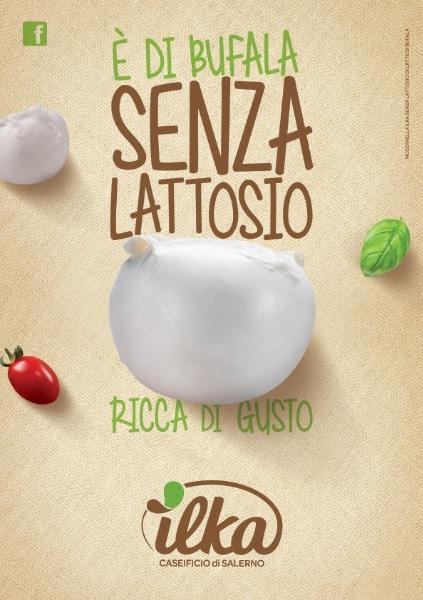 Mozzarella di Bufala SENZA LATTOSIO