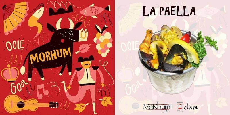 Tutti i Giovedì... Paella + Tapas + Sangria Free... 17 euro a persona