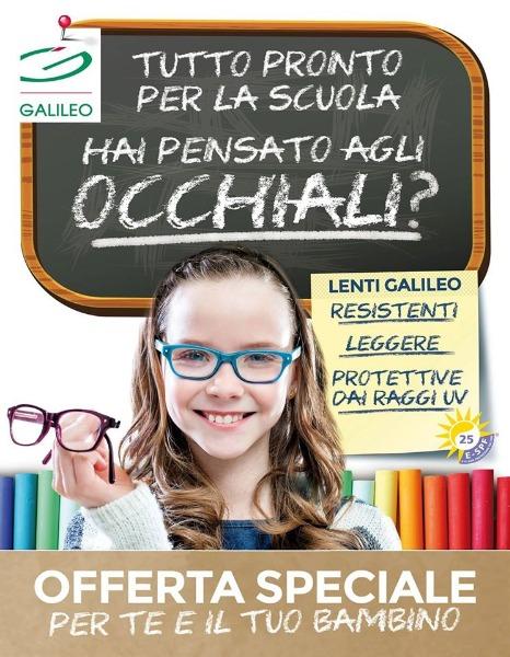 Offerta Speciale occhiali per te e il tuo bambino