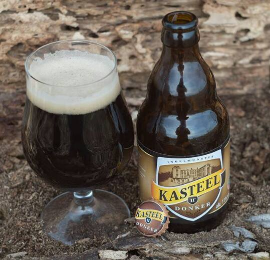 Kasteel -donker 11vol %alc ......ne bevi una e stai una bellezza
