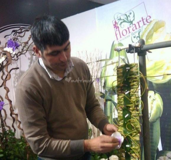 Tra i fioristi di San Matteo spicca Antonio Ciraulo di Baronissi