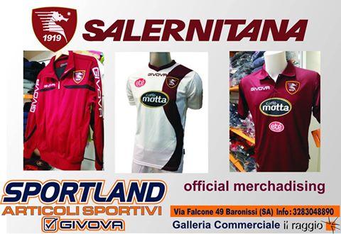 Official Merchandising Salernitana Calcio