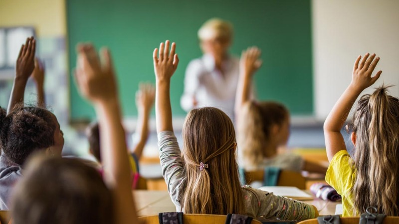 Tornano in classe gli alunni di terza elementare nel salernitano