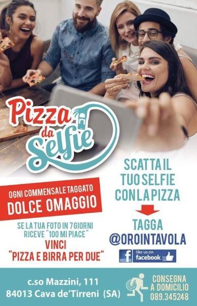 Pizza da Selfie