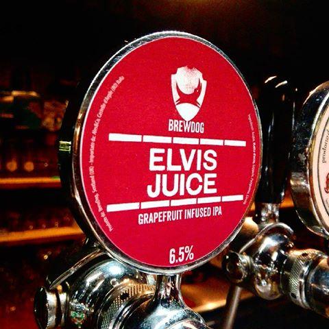 Birra Brewdog Elvis Juice IPA