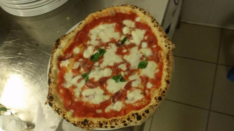 La nostra ottima pizza alla DIAVOLA