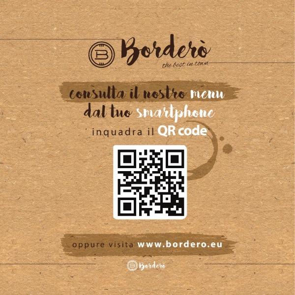 Consulta il nostro menù ONLINE