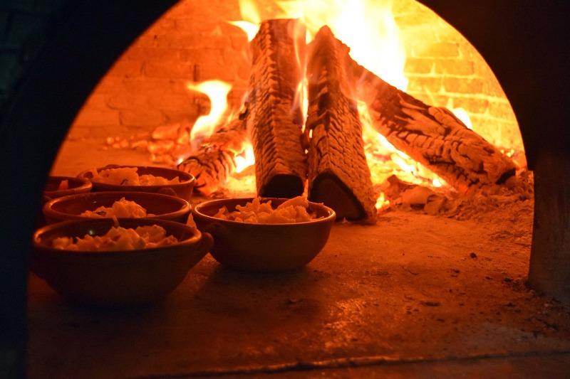 Tegamino di Pasta e Patate al Forno
