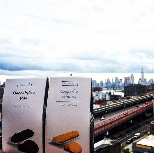Biscotti Cioccolato e Sale o Capperi e origano?