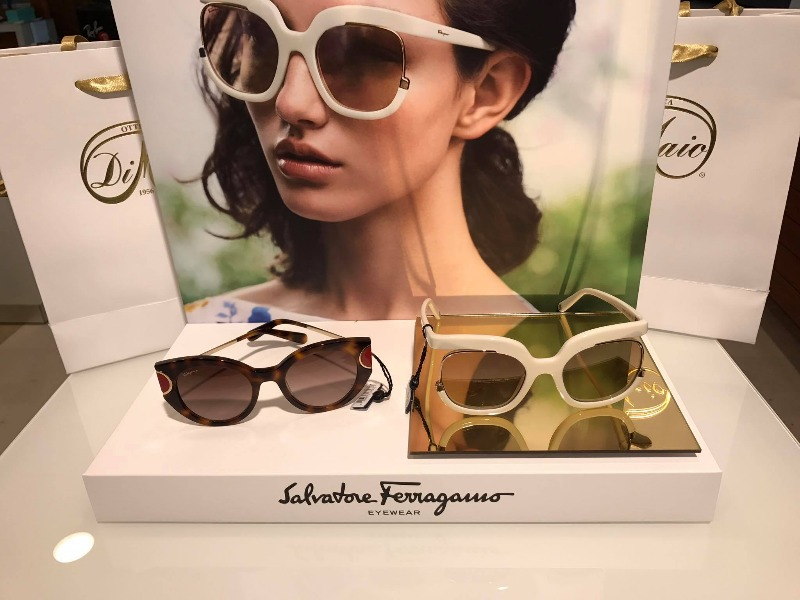 Salvatore Ferragamo Summer collection in Store