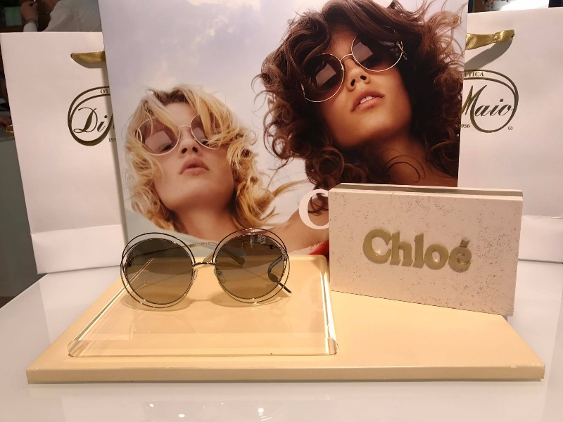 Chloé summer collection in store