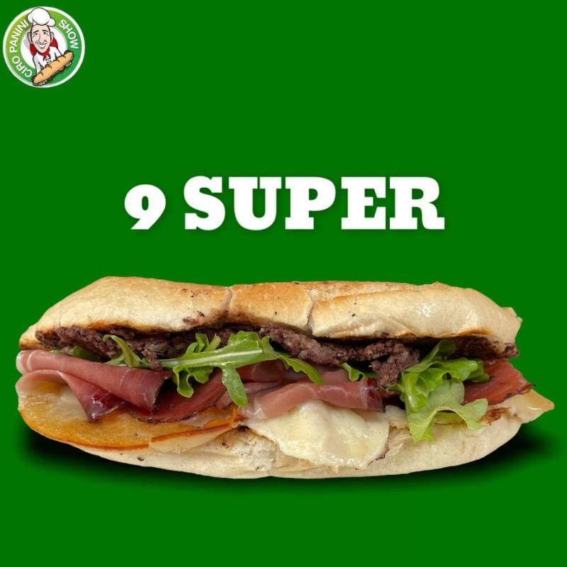 9 SUPER