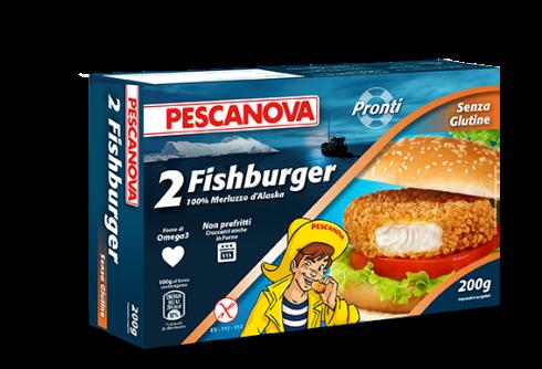 2 Fishburger