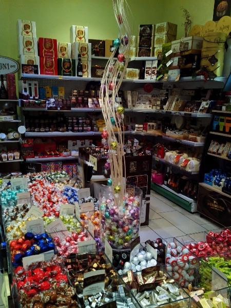 Da Candy Candy continua il vasto assortimento delle grandi marche del cioccolato... lasciati tentare