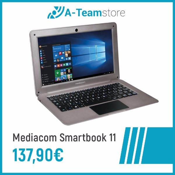Mediacom Smartbook 11 a 137.90€