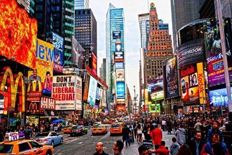 SHOPPING DI NATALE A .... NEW YORK