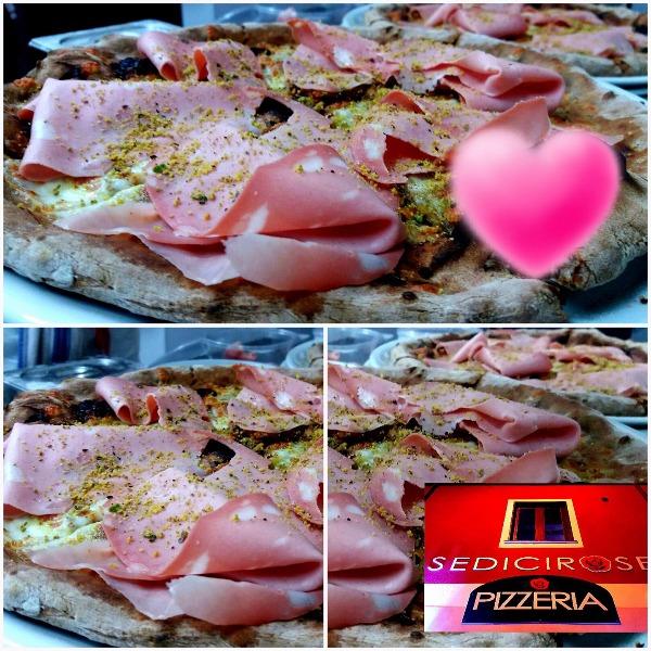 Pizza Mortabella