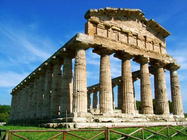 Paestum: arrivano finanziamenti per 12 milioni di euro