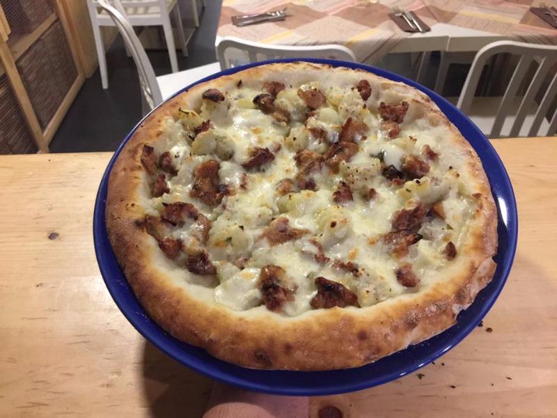 Le nostre pizze senza glutine