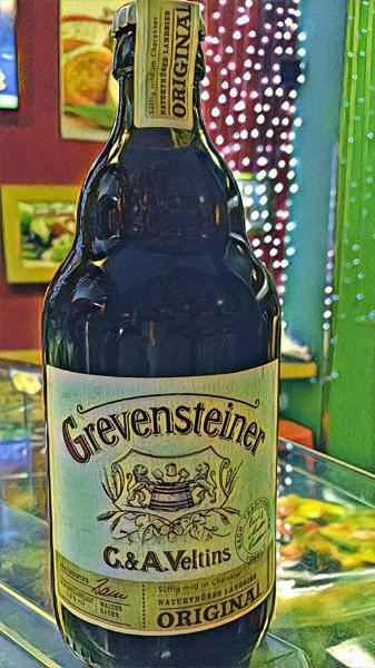 Grevensteiner: birra artigianale tedesca da mezzo litro