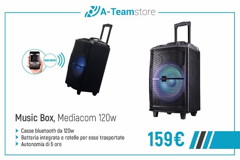 Music Box Mediacom 120w 159 €