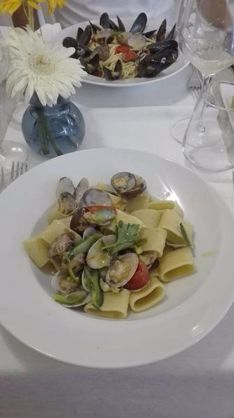 Il sapore del mare in tavola