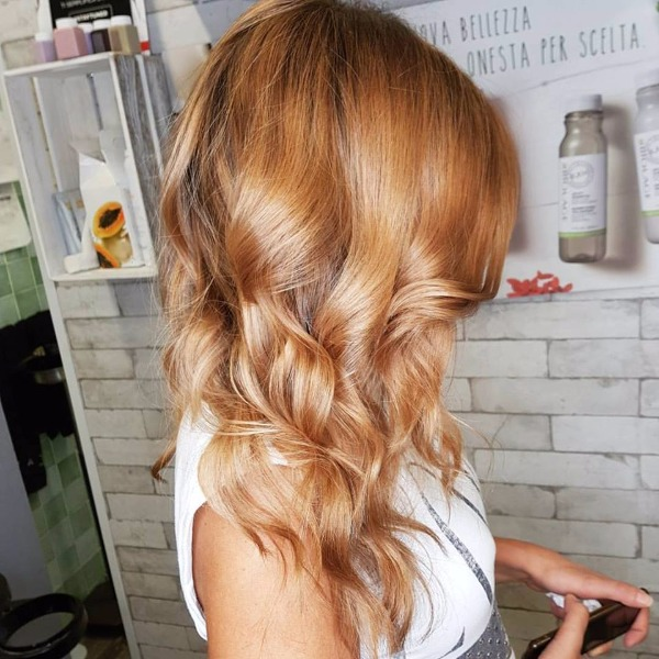 ARPEGE BLOND COPPER