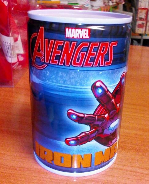 Salvadanaio Avengers